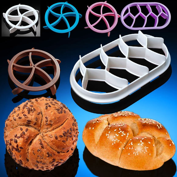 2pcs Bread Molds
