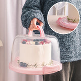 Portable Cake & Bread Box