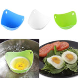 Safety Silicone Egg Cooker