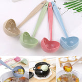 1 PCS 2 in 1 Spoon Strainer