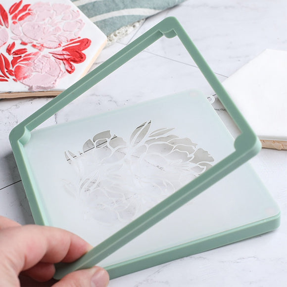 Cake Stencil Fixing Frames