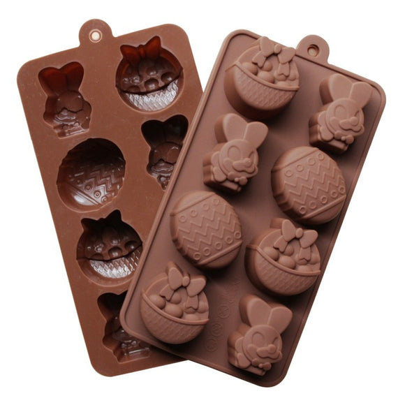 Easter Bunny DIY Chocolate Mold