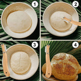 Bread Lame with Wood Handle