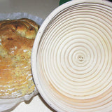 Lined Oval Dough Proofing Basket