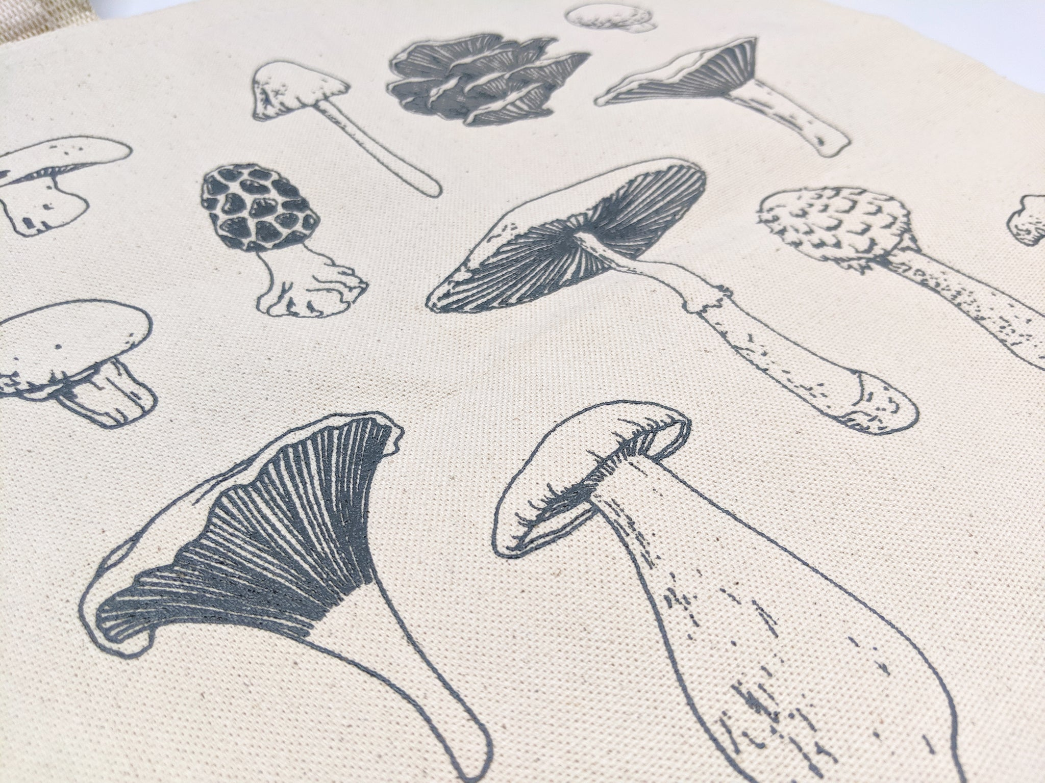 MUSHROOMS - Tote Bag
