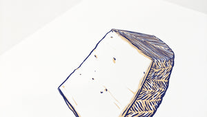 Manchego Cheese - Art Print