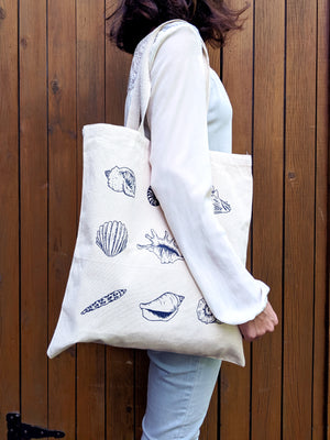 SHELLS - Tote Bag