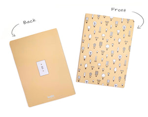 Bulbs - Pocket Notebook