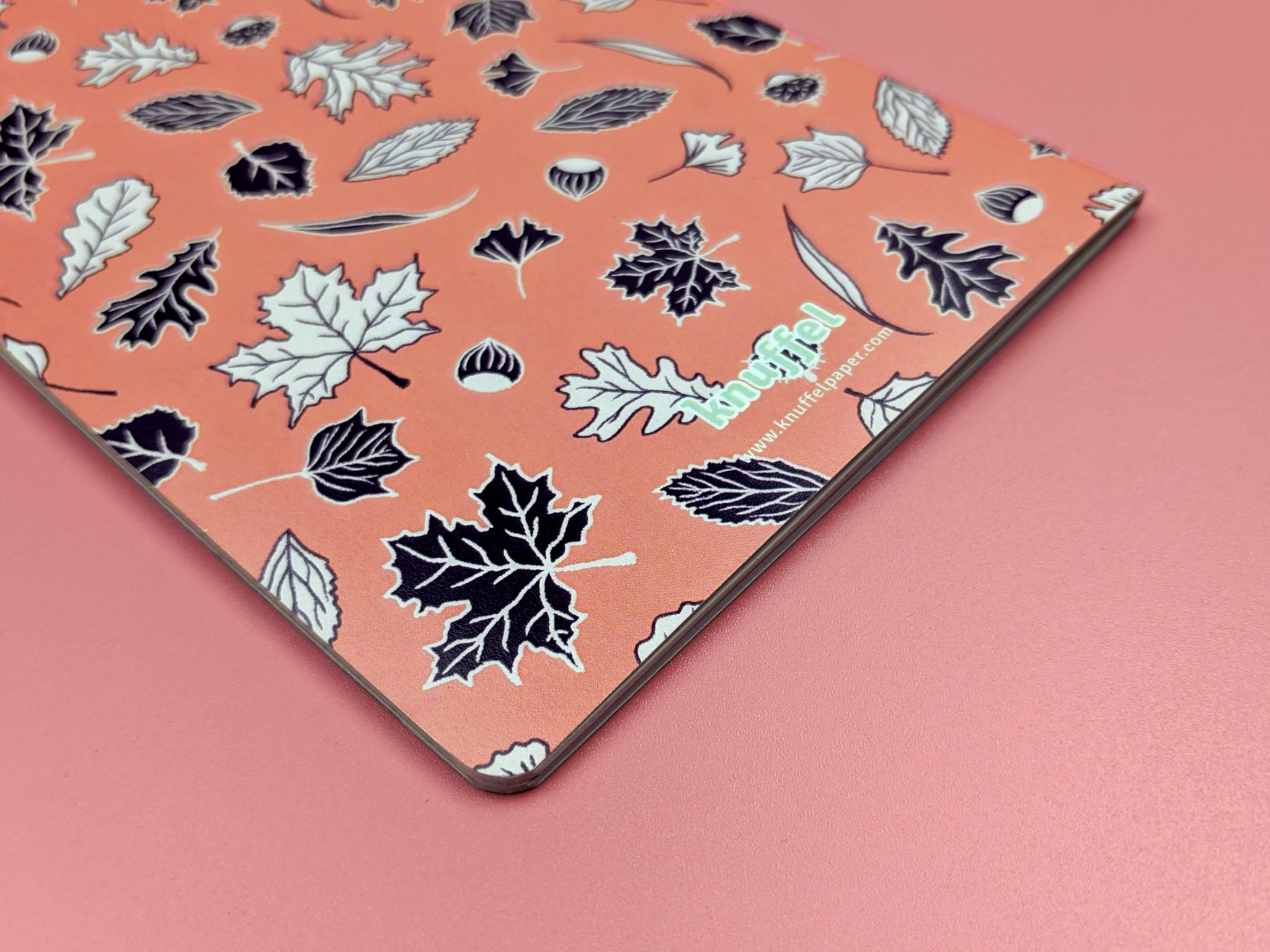 Northern Leaves - Pocket Notebook