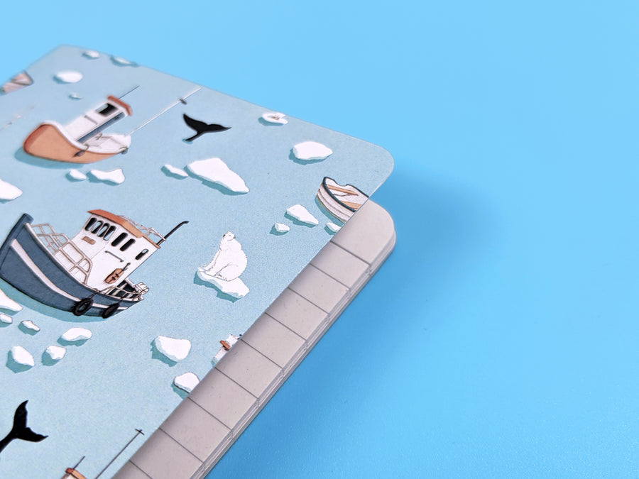 Arctic Life - Pocket Notebook