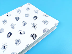 Seashells - Pocket Notebook