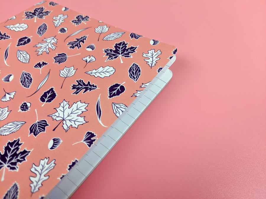 Northern Leaves - Notebook