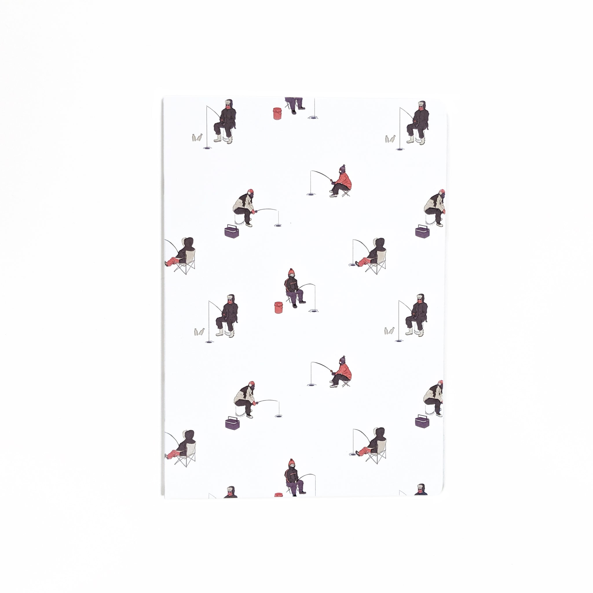Ice Fishing - Pocket Notebook