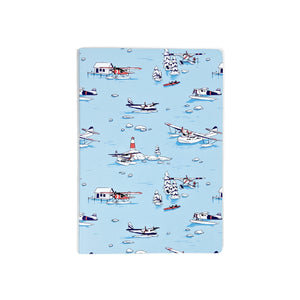 Water planes - Notebook