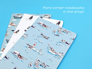 Arctic Life - Notebook