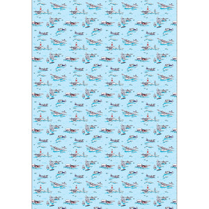 Winter trio - set of 3 - wrapping paper