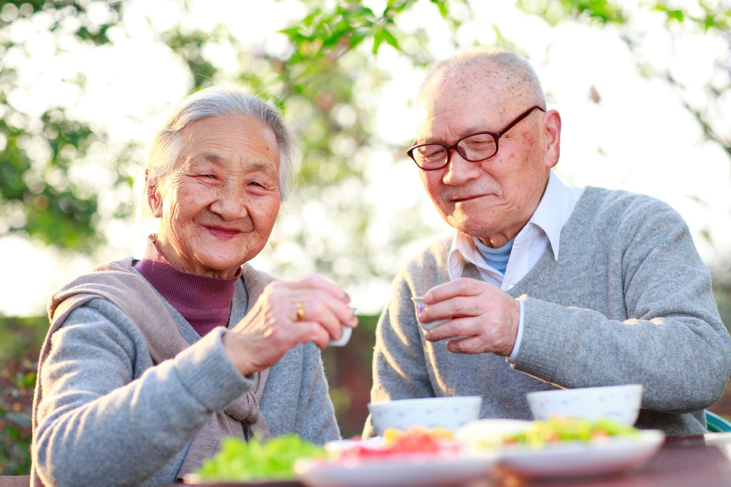 Why do Japanese People Live Longer than Americans?