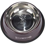 P0000214 - Stainless Steel Pet Dish - Large