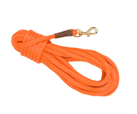 Mendota Trainer Check Cord Orange 1/2'