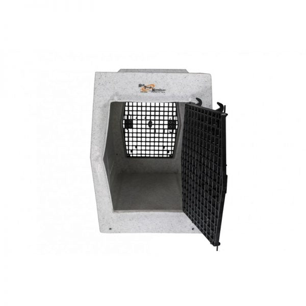 Ruff Land Kennels XL Double Door Dog Kennel