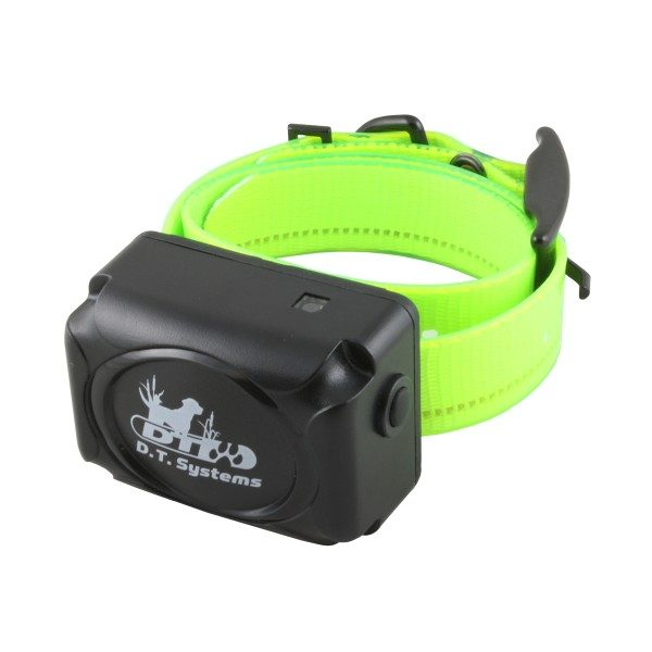 DT Systems H2O 1810 or 1820 Add-On Dog Training Collar Black Orange and Green Options