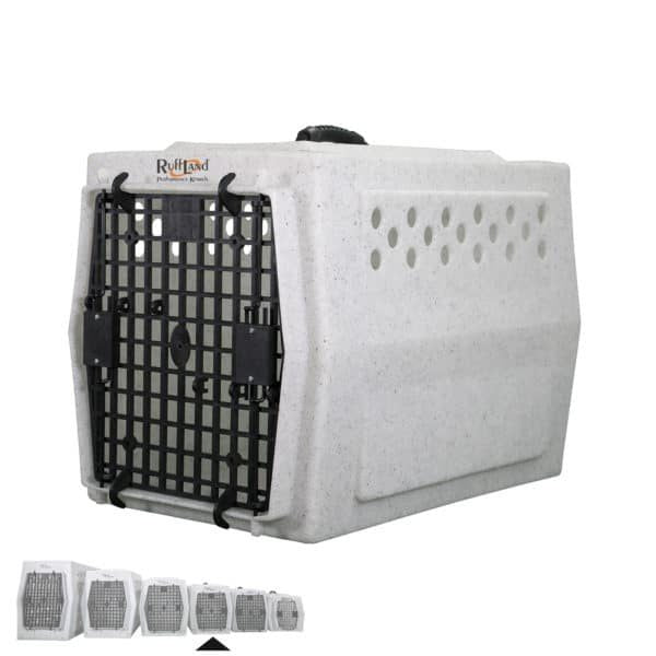 Ruff Land Kennels Medium Dog Kennel