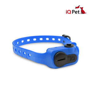 IQ NO BARK COLLAR (BLUE)