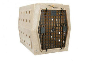 Ruff Land Kennels Large Double Door Left Side Entry Dog Kennel