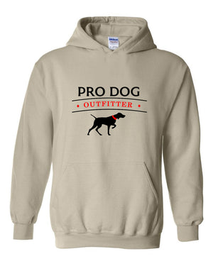 PRO DOG OUTFITTER SAND HOODIE