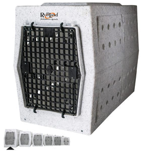 Ruff Land Kennels XL Dog Kennel