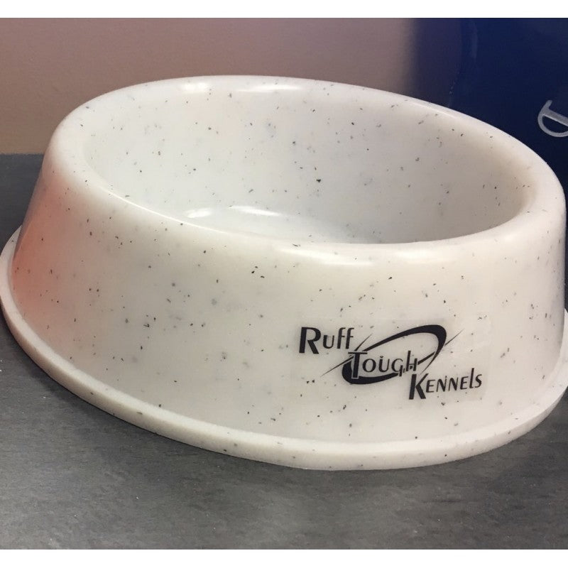 Dog Bowl - Medium Whitestone