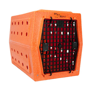 LARGE DOUBLE-DOOR DOG KENNEL