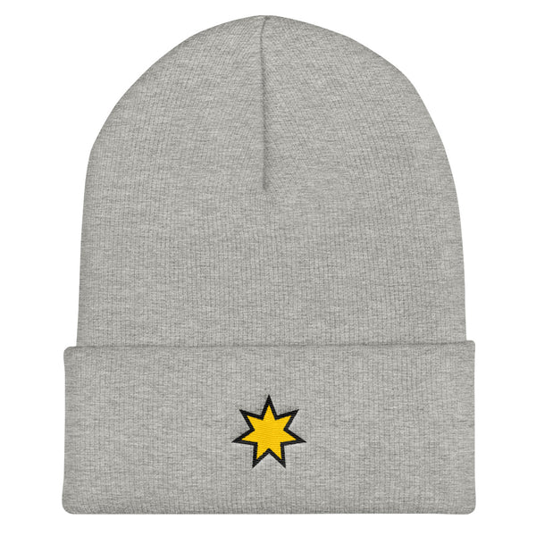 Republic of Western Canada Cuffed Beanie