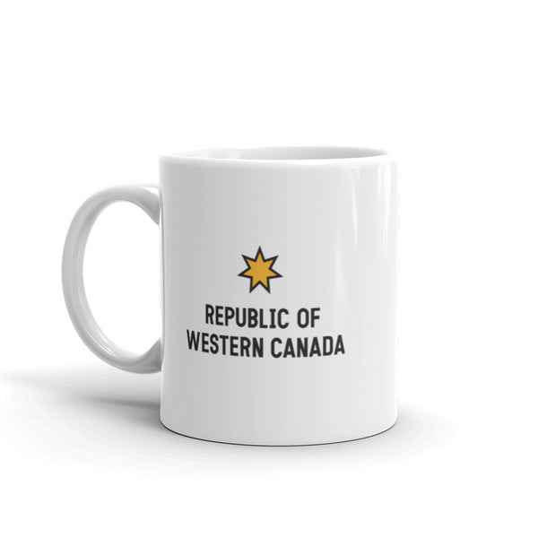 Republic of Western Canada Mug