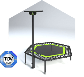 Jumping PROFI LIGHT Trampoline