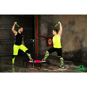 Jumping Expander für Advanced Workout 2 Stück - Pink
