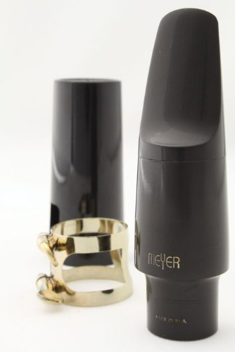 Meyer Hard Rubber Tenor Saxophone Mouthpiece