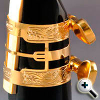 Bay Baroque Ligature Eb Clarinet