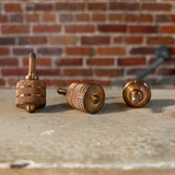 Custom Spinning Top Neck Screws