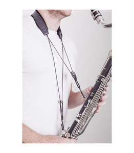 BG Bass Clarinet Neck Strap - C50