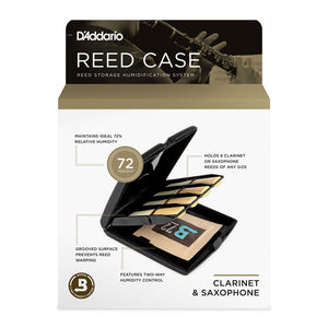 D'Addario Reed Case