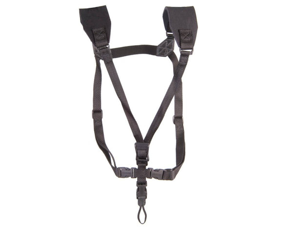 Neotech Soft Harness, Black Regular, Swivel