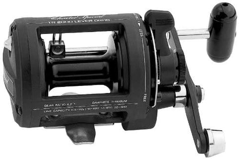 Shimano Charter Special 2000; Saltwater Lever Drag Reel