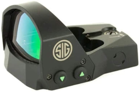 Sig Sauer Romeo1 1x30mm 6 Moa Reflex Red Dot Sight SOR11600