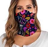 Bandanna Neck Gaiter For Women Men