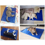 Gel Pet Dog Cooling Mat - 3 different Size