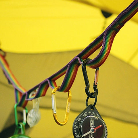 Multipurpose Camping/Hiking lanyard