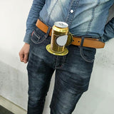 Outdoor Waist Bottle Beer Belt