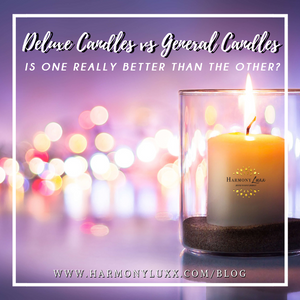 What makes a Harmony Luxx Candle So Different