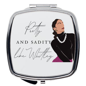 """Like Whitley"" Compact Mirrors"